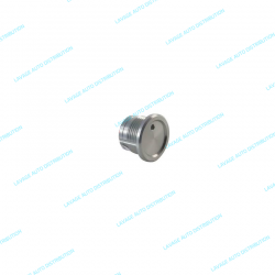 Bouton Piézo Ø22 LED Aluminium