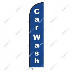 """Voile """"CARWASH"""" Bleu BEACH..."""