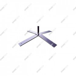 Pied en croix BEACH FLAG